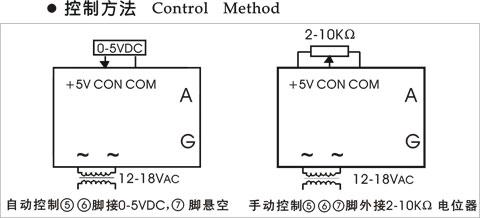 光电隔离型固态移相触发器模块