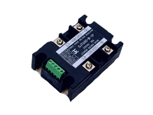 单相一体化光电隔离型固态调压器